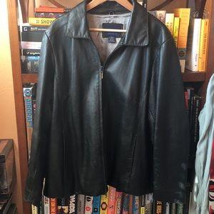 Other - Venezia Leather jacket. Size 18/20